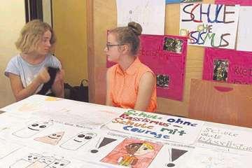 Projekttage der Klassen fünf bis zehn an der Oberschule