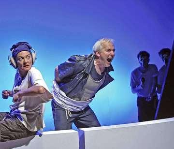 Theater Metronom startet am 18 Februar mit neuem Programm