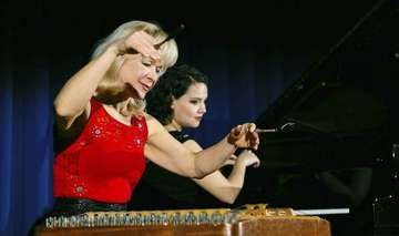 Duo Charade gibt Anfang März Konzert im Heimathaus