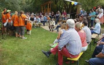 Kindergarten lädt am 20 Mai zum Festival ein