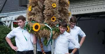 Schützenverein Nindorf feiert am Samstag 19 August Erntefest