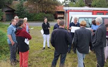 Neues Feuerwehrhaus in Jeddingen auf den Weg gebracht
