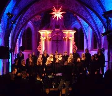 Konzert von Scala  Kolacny Brothers im November 2018