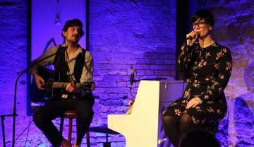 Improvisationskonzert mit Jannis Kaffka und Nele Kießling