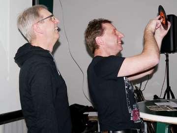 Reinhard Lüdemann und Bernd Meyer erinnern an die Beatles