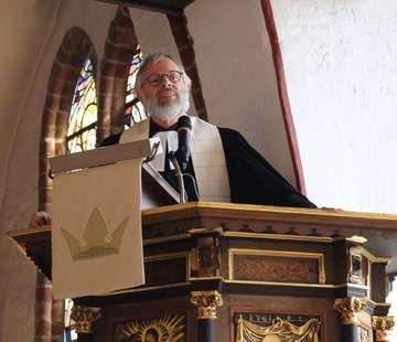 Visselhöveder Pastor Peter Thom geht in den Ruhestand  Von Henning Leeske