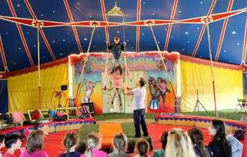 Zirkus begeistert mit Projektwoche an der Kastanienschule  Von Nina Baucke
