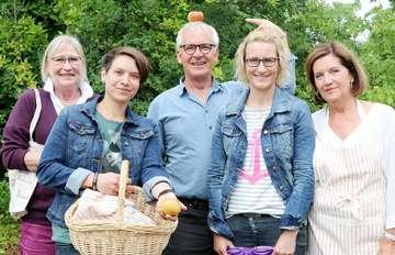 Präventionsrat zeigt sich am 3 Oktober mit Bühne und Baum  Von Nina Baucke