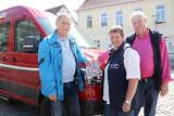 62-jährige Visselhövederin neu im Bürgerbus-Team / App - Von Nina Baucke