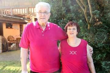 Irmtraud und Friedo Behrens feiern Goldene Hochzeit