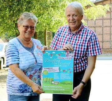 Wittorfer Bürgerverein plant großes Dorffest am 4 August  Von Nina Baucke