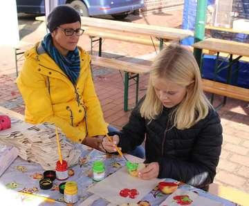 Visselhöveder Apfelmarkt lockt zahlreiche Besucher an  Von Henning Leeske