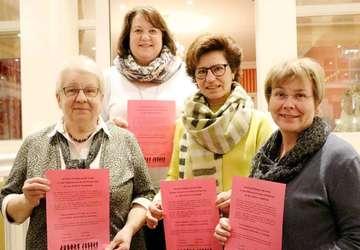 Visselhöveder Ratsfrauen werben für mehr Engagement  Von Nina Baucke