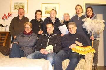 Heiners Theatergruppe in Jeddingen startet in neue Spielzeit  Von Henning Leeske