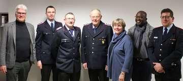 Schwitscher Feuerwehr wählt neuen Ortsbrandmeister