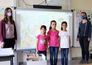 Sommerschule bietet Lernstoff zum Nachholen und Betreuung  Von Nina Baucke