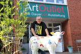 """""""Artoutlet"""" öffnet am 3. und 4. Oktober seine Pforten - Von Nina Baucke"""