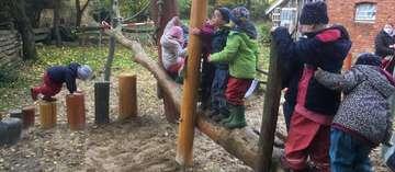 Spende für Kindergarten Momo