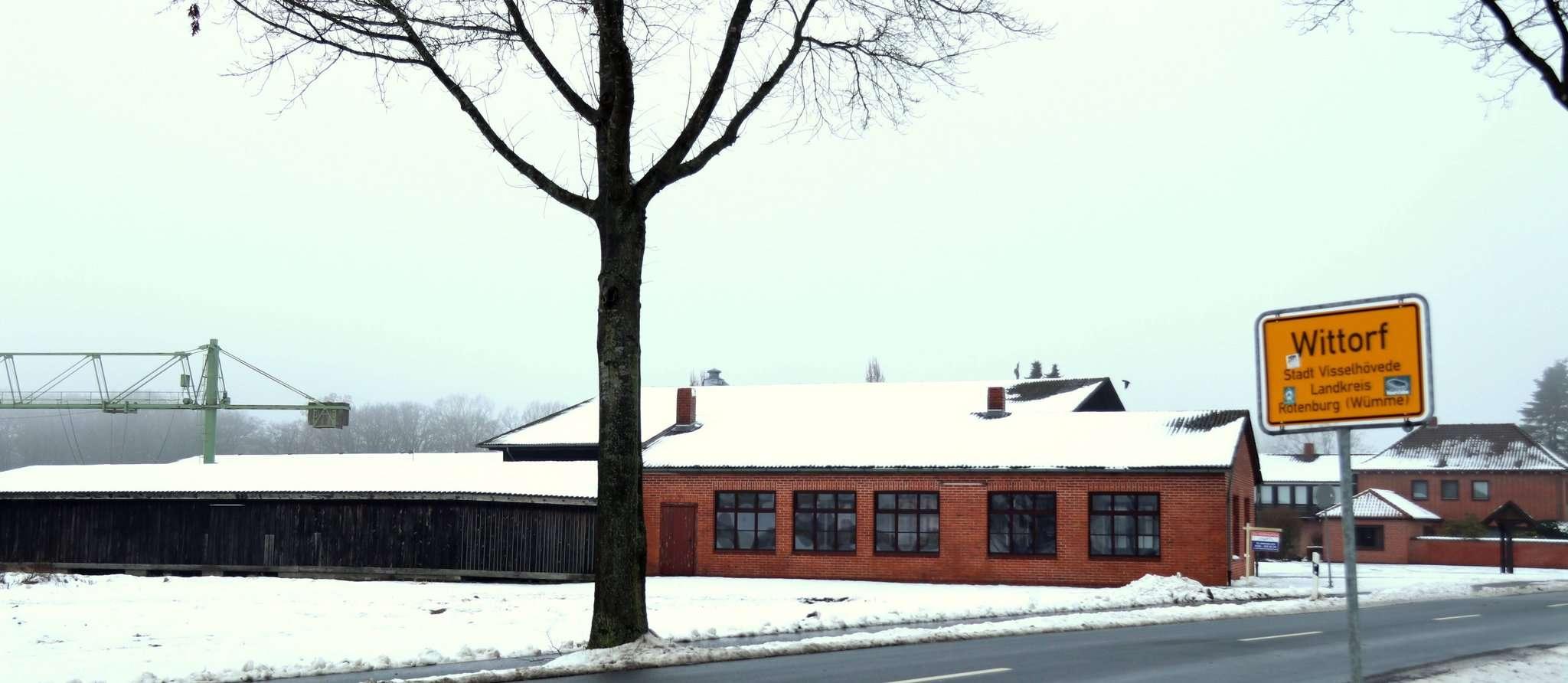 In Wittorf entsteht beim Gelände der ehemaligen Sägerei ein neues Baugebiet. Foto: Nina Baucke