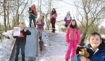 Hemslinger Schüler nehmen an Wettbewerb teil