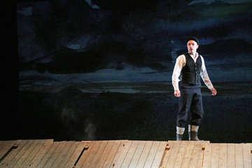 Theater Metronom zeigt Der Schimmelreiter  Von Nina Baucke
