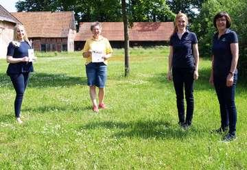 Familie Pralle Stadt und Landfrauen starten CoworkingProjekt