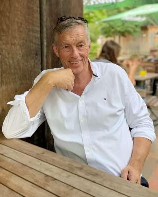 Gerald Lutz tritt am 12. September als Kandidat für das Bürgermeisteramt an.