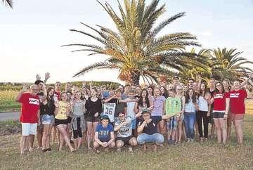 Jugendfreizeit in Italien unterwegs ohne Eltern
