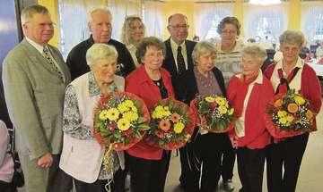 Knapp 50 Mitglieder der Arbeiterwohlfahrt bei Treff in Otternklause