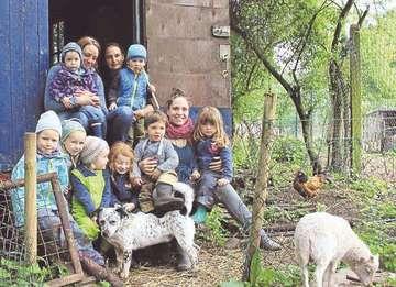 Bauernhofkindergarten lädt ein