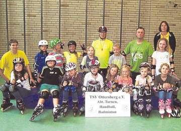 Ferienprogramm TSV Ottersberg lädt zum InlinerKurs