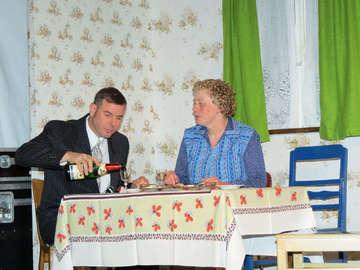 Lachen und Feiern beim Otterstedter TheaterJubiläum