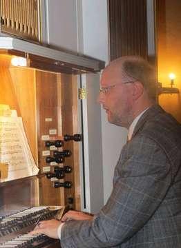 Dietrich Modersohn konzertierte für seinen verstorbenen Onkel