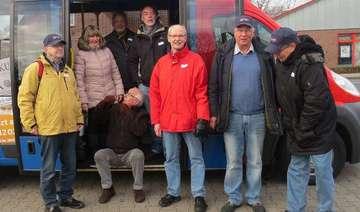 Bürgerbus sucht weitere Fahrer