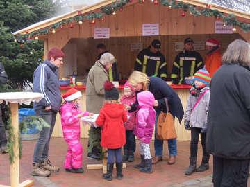Adventsmarkt in Otterstedt gut besucht