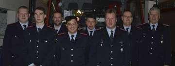 Versammlung bei Otterstedter Feuerwehr