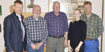BauhofVorarbeiter geht in den Ruhestand