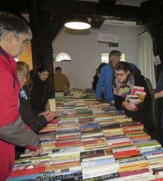 Fischerhuder Büchermarkt Jedes Jahr mehr Besucher