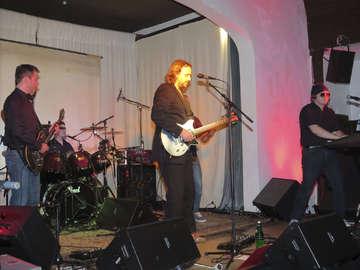 Umjubeltes Konzert Stoned Spirits nach 20 Jahren wieder auf der Bühne