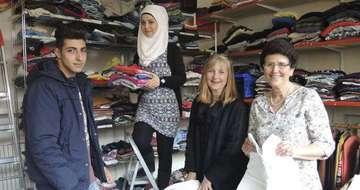 Kleiderkammer sucht neue Bleibe