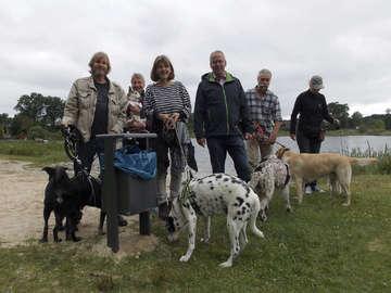 Hundefreunde hoffen auf Politik