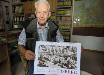 Ottersberger Bildkalender 2018 Verkaufsstart auf dem Herbstmarkt