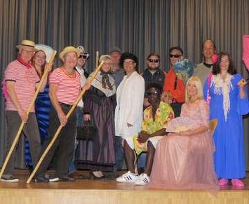 Markttheater 2017 nimmt Tourismus auf die Schippe
