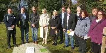 Gemeinde Posthausen feiert