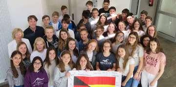 Spanische Austauschschüler in Ottersberg