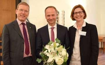 Fulko Steinhausen ist neuer Superintendent in Verden