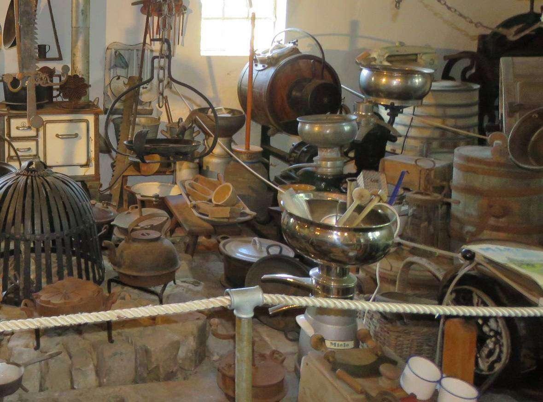Wer das Binneboom-Museum besucht, bekommt eine Menge zu sehen. Foto: Elke Keppler-Rosenau