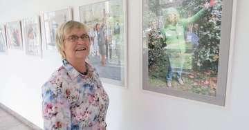 Elvira Vogeler setzt Bilderserie Frauen bei der Arbeit fort