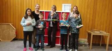 Legospende für Grundschule