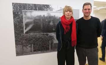 Anne Nitzpan und Björn Behrens zeigen ihre Werke
